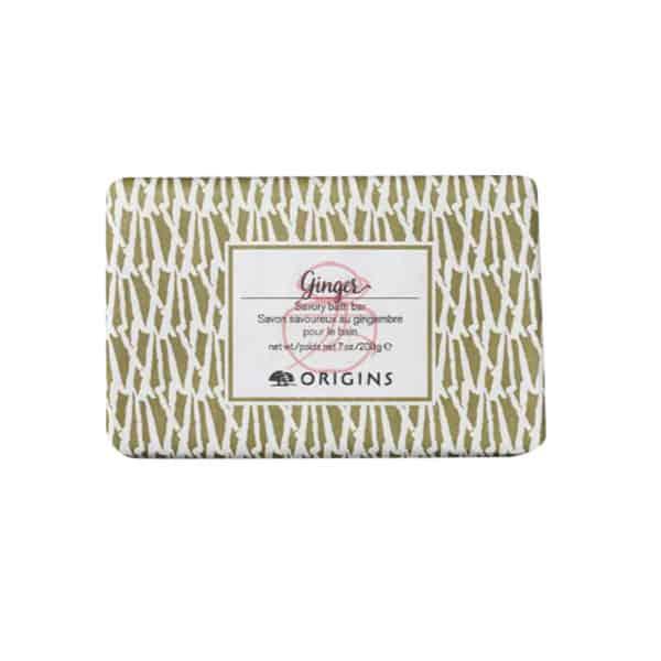 品木宣言 ORIGINS 薑味暖暖香氛潔膚皂 200g
