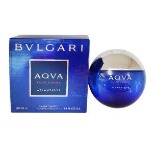 寶格麗 勁藍水能量男性淡香水 EDT 100ML (正)
