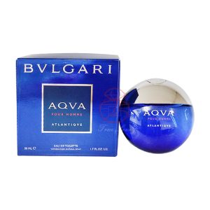 寶格麗 勁藍水能量男性淡香水 EDT 50ML (正)