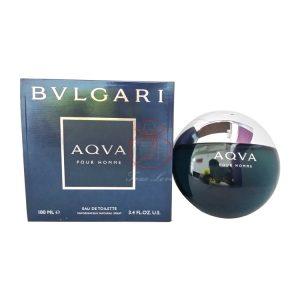 寶格麗 AQUA 水能量男性淡香水 EDT 100ML (正)