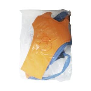 永和三美人 專業化妝用海綿(海特大) #424 單塊入 藍