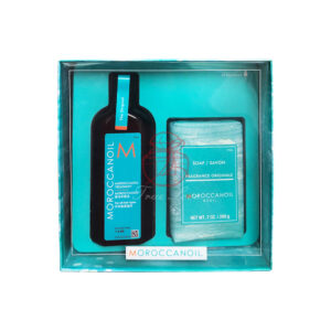 摩洛哥 優油p套組 (優油100ml+經典清潔潤膚皂200g) (2)