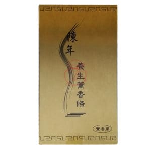 艾草之家 養生薰香(陳年艾條) 6入盒