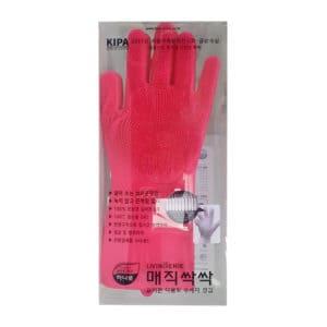 韓國 隔熱防燙矽膠手套(雙)