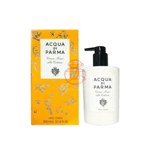 acqua di parma 帕爾瑪之水 colonia 護手霜 300ml (1)
