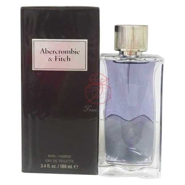 A_F Abercrombie _ Fitch 同名經典男性淡香水 EDT 100ML (正)