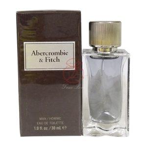 A_F Abercrombie _ Fitch 同名經典男性淡香水 EDT 30ML (正)
