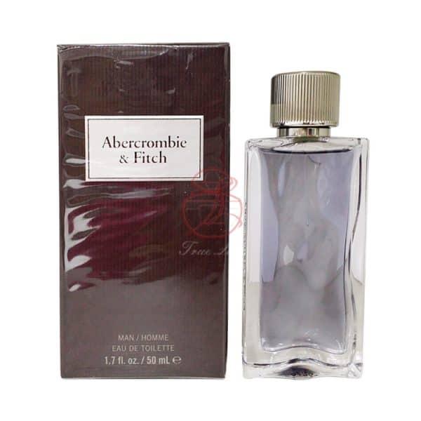 A_F Abercrombie _ Fitch 同名經典男性淡香水 EDT 50ML (正)