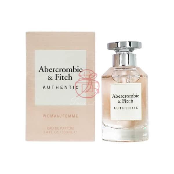 A F Abercrombie Fitch 真我女性淡香精 Edp 100ml (正)