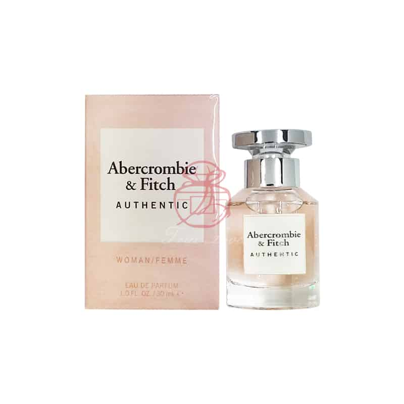A F Abercrombie Fitch 真我女性淡香精30ml (2)