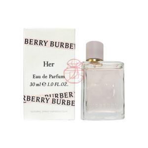 burberry her 女性淡香精 edp 30ml (正) (2)