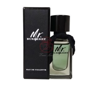 BURBERRY MR BURBERRY 男性淡香水 EDT 5ML (Q仔)