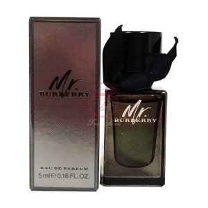 BURBERRY MR BURBERRY 男性淡香精 EDP 5ML (Q仔)