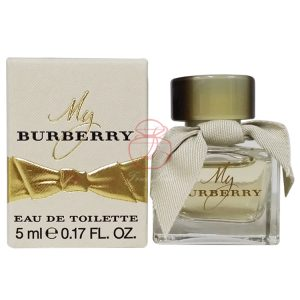BURBERRY MY BURBERRY 女性淡香水 EDT 5ML (Q仔)