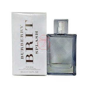BURBERRY SPLASH 海洋風格男性淡香水 EDT 50ML (正)