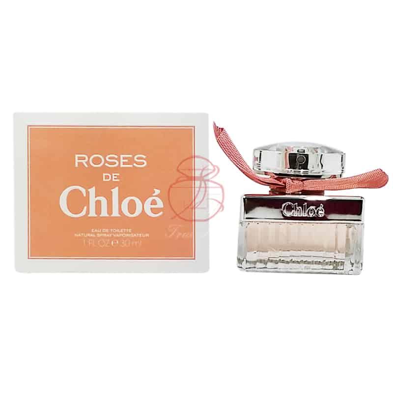 CHLOE 玫瑰女性淡香水