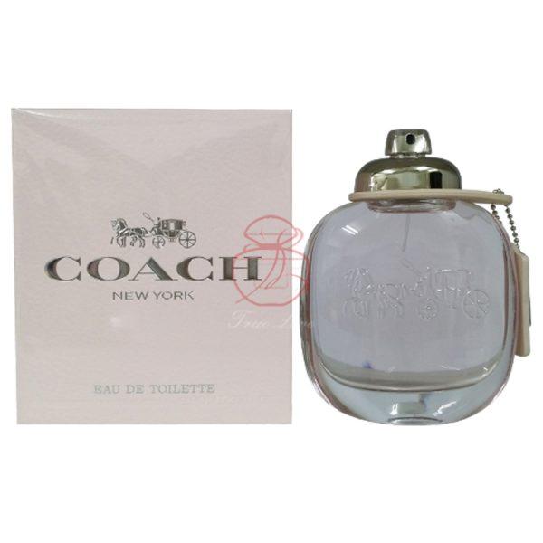 COACH 時尚經典女性淡香水 EDT 90ML (正)