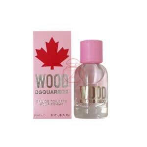 Dsquared2 Wood‧天性女性淡香水 Edt 5ml (q仔)