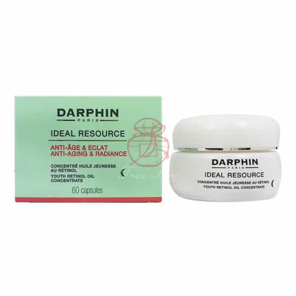 darphin 朵法 維他命a精露膠囊 60顆 (正) (2)