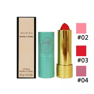 GUCCI 潤色護唇膏 3.5g (正彩) 綠管