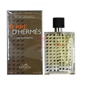 HERMES 愛馬仕 大地男性淡香水限量版 EDT 100ML (正)