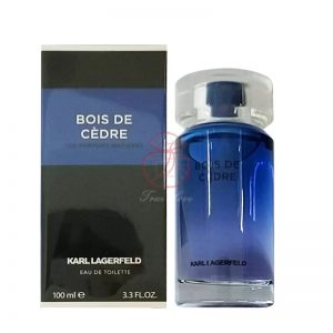 KARL 卡爾 靛藍雪松淡香水 EDT 100ML (正)