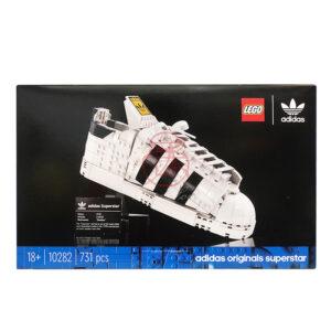 lego x adidas 樂高 superstar 球鞋 731片 (2)