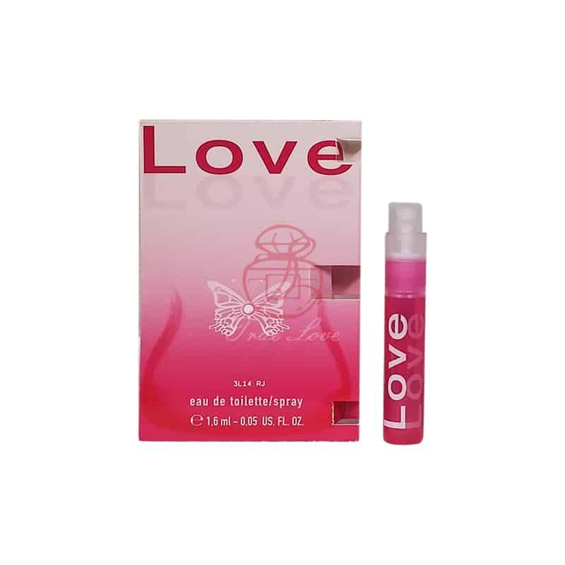Love Love戀愛物語女性淡香水1.6ml針管