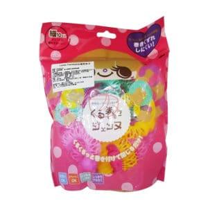 Lucky Trendy 甜甜圈髮捲-S 10入 (細)