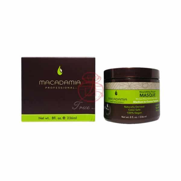 Macadamia 瑪卡奇蹟油 潤澤髮膜 236ml