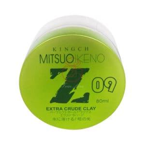 MITSUO IKENO 日本池野髮專家 啞光塑型軟髮蠟 綠#09 80g 新包裝