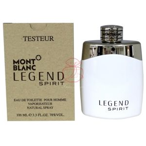 MONTBLANC 萬寶龍 傳奇白朗峰男性淡香水 EDT 100ML (tester)