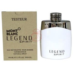 Montblanc 萬寶龍 傳奇白朗峰男性淡香水 Edt 100ml (tester)(1)