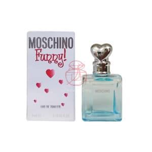 Moschino愛情趣小香水4mlq仔