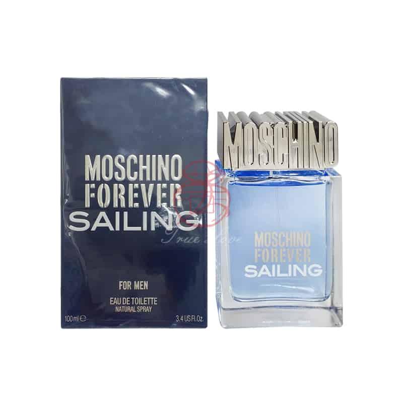 Moschino 揚帆男性淡香水 Edt 100ml (正) (2)