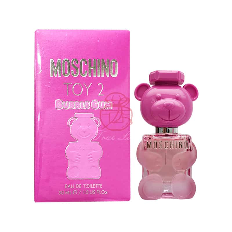 moschino toy 2 泡泡熊女性淡香水 edt 30ml (正) (2)
