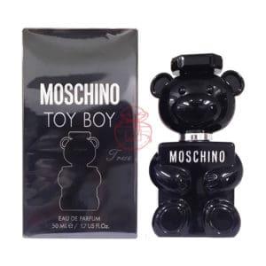 Moschinotoy Boy熊芯未泯淡香精黑熊 50ml