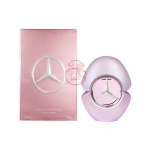 Mercedes Benz 賓士 爵色佳人女性淡香水 Edt 90ml (正)