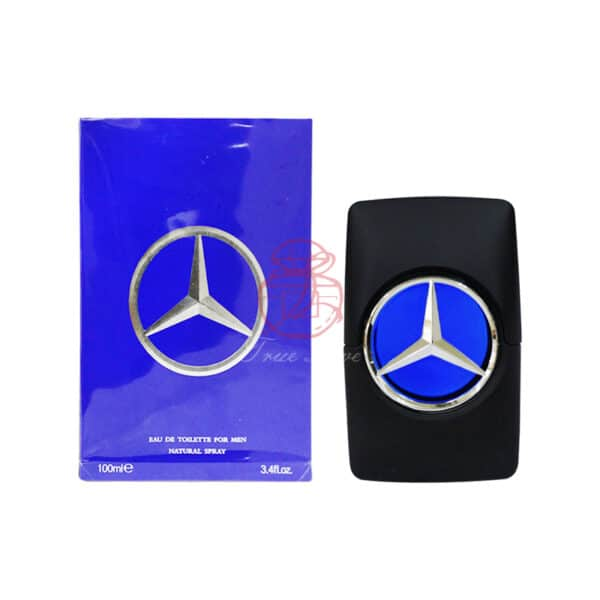 Mercedes Benz 賓士 王者之星男性淡香水 Edt 100ml