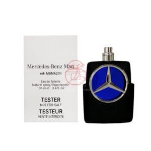 Mercedes Benz 賓士 王者之星男性淡香水 Edt 100ml (tester)