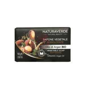 naturaverde 摩洛哥堅果油香皂 100g (1)