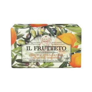 Nesti Dante 義大利手工皂 天然鮮果系列 橄欖柑橘皂 250g