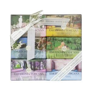 Nesti Dante 義大利手工皂 托斯卡尼風情畫禮盒 150g6入