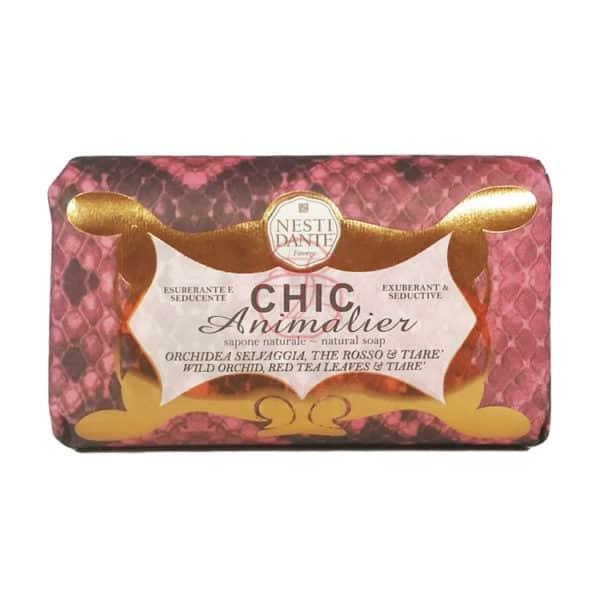 Nesti Dante 義大利手工皂 絕色紅豔奢華風皂 250g