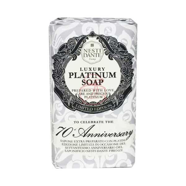 Nesti Dante 義大利手工皂 70週年典藏紀念版 鉑金精萃皂 250g