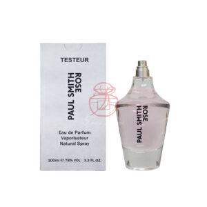 paul smith rose 玫瑰女性淡香精 edp 100ml (tester) (1)