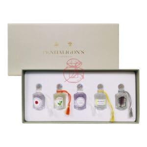 penhaligon's潘海利根 小香禮盒組 5ml5入 (2)
