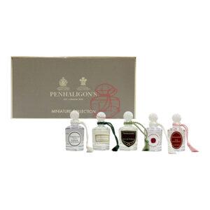 penhaligon's 潘海利根 女性小香禮盒 5ml5入 (2)