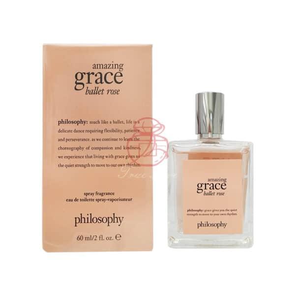 philosophy amazing grace ballet rose 驚喜優雅 芭蕾玫瑰女性淡香水60ml (2)