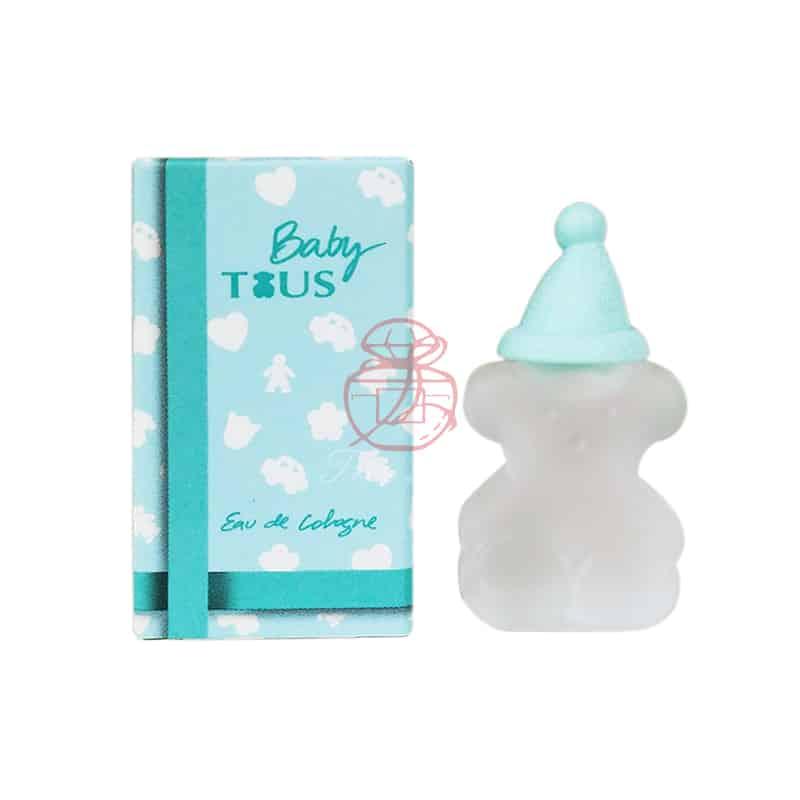 Tous Baby 淘氣小熊 寶寶淡香水 睡帽版 Edt 4.5ml (q仔) (2)